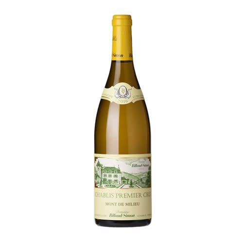 Billaud Simon Billaud Simon Chablis Premier Cru Mont de Milieu 2017, Burgundy, France