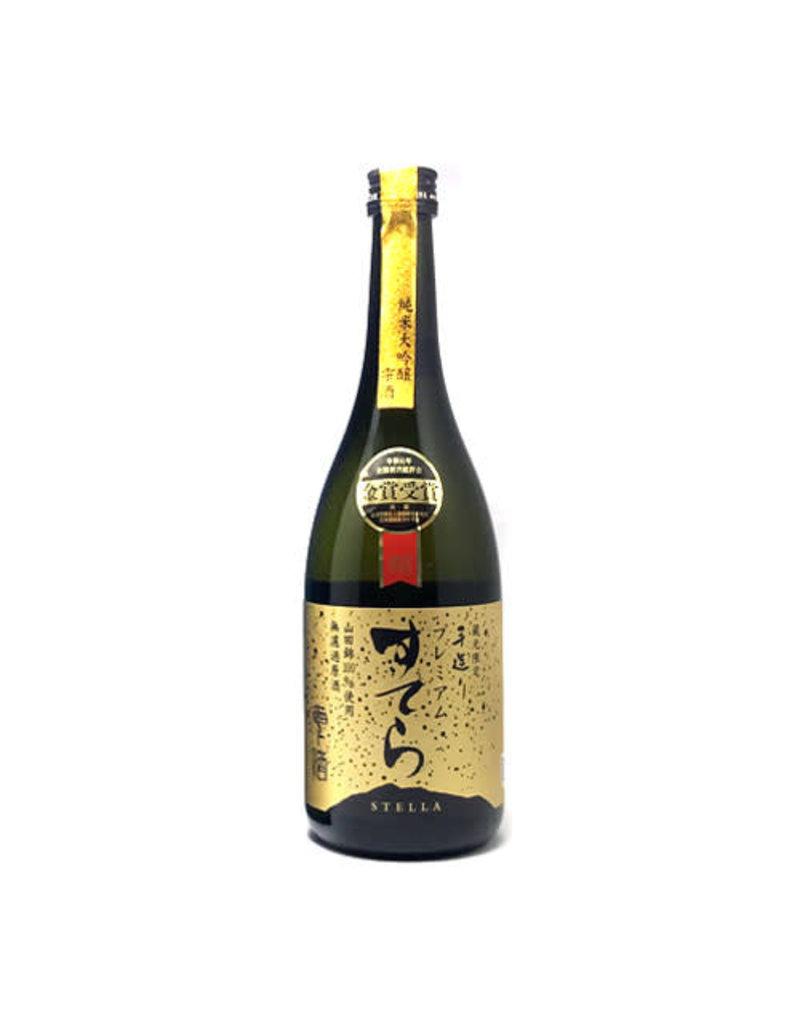 """Minanogawa Minanogawa """"Stella"""" Premium Junmai Daiginjou 純米大吟醸 雫酒 無濾過原酒"""