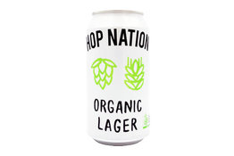 Hop Nation Brewing Hop Nation Organic Lager