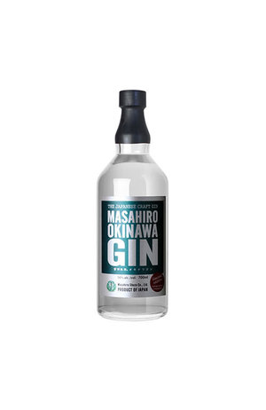 Masahiro Distillery Masahiro Okinawa Navy Strength Gin(Limited Edition)