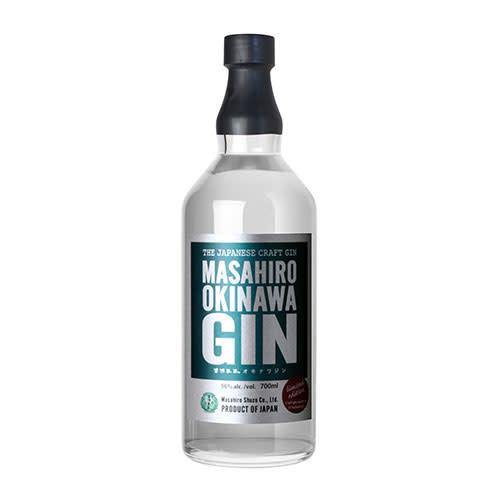 Masahiro Distillery Masahiro Okinawa Navy Strength Gin(Limited Edition)