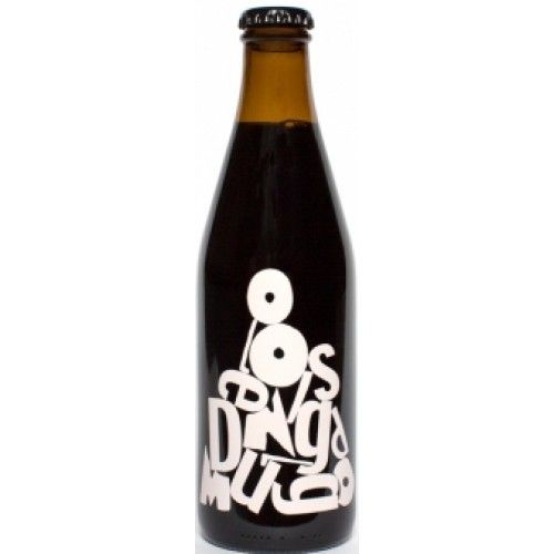 Dugges Dugges/ Omnipollo Collaboration Anagram Blueberry Cheesecake Stout