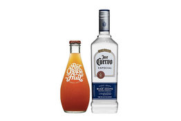 Paloma Combo (Jose Cuervo Tequila Silver + All Good Red Grapefruit)