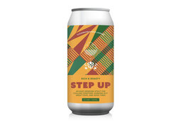 Cloudwater Cloudwater collab Rock Leopard Step Up Stout