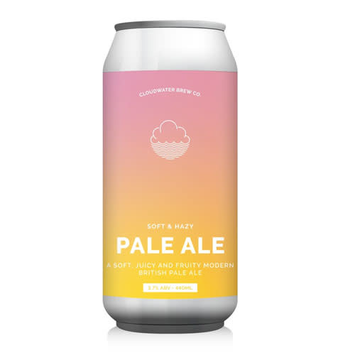 Cloudwater Cloudwater Soft and Hazy Pale Ale