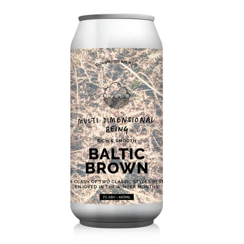 Cloudwater Cloudwater Multi Dimensional Being Baltic Brown Ale