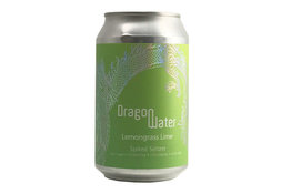 Dragon Water Dragon Water Lemongrass Lime Seltzer