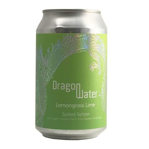 Dragon Water Dragon Water Lemongrass Lime Seltzer