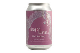 Dragon Water Dragon Water Black Raspberry Seltzer