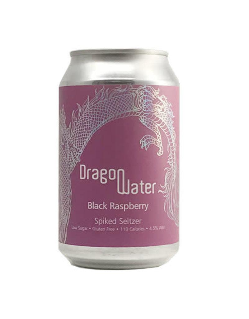 Dragon Water Dragon Water Black Raspberry Seltzer