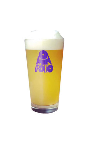 Omnipollo Omnipollo Pint Glass (Purple) - 390ml