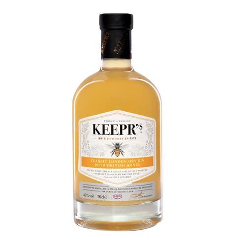 Keepr's Keepr's London Dry Gin with British Honey