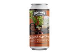 Behemoth Brewing Behemoth Ground Hop Day Cryo Hopped IPA