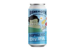 Behemoth Brewing Behemoth Hopgenic Brut IPA