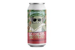 Behemoth Brewing Behemoth So Fresh So Mean Fresh Hop Double IPA