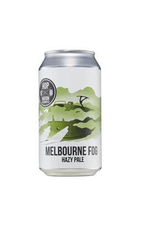 Hop Nation Brewing Hop Nation Melbourne Fog Hazy Pale Ale