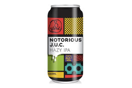 8Wired Brewing 8Wired Notorious J.U.C. IPA