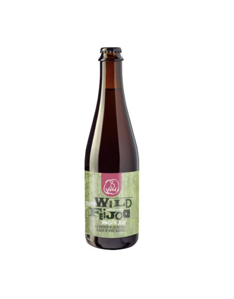 8Wired Brewing 8Wired Wild Feijoa Sour Ale 2019