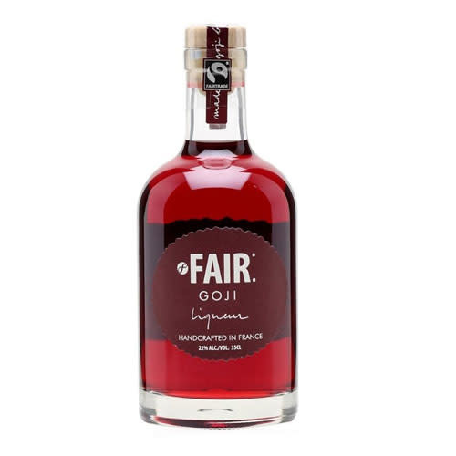 Fair Fair Superfood Goji Berry Liqueurs