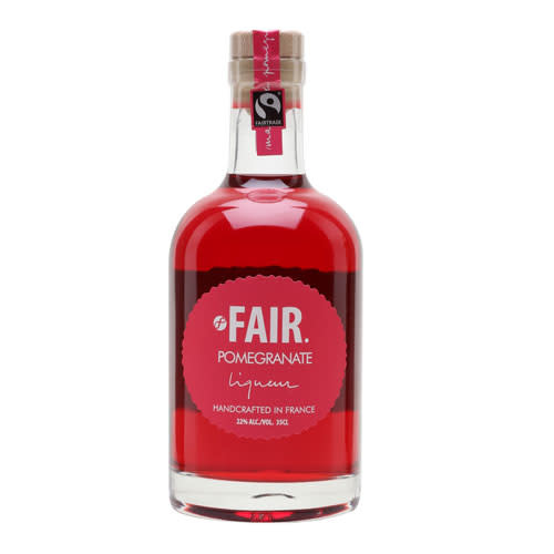 Fair Fair Superfood Pomegranate Liqueurs