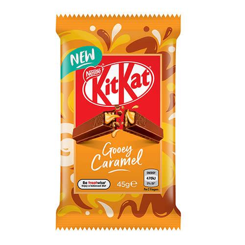 Kit Kat KitKat Gooey Caramel 45g