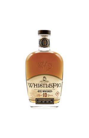WhistlePig WhistlePig 10 Years Old Rye Whiskey