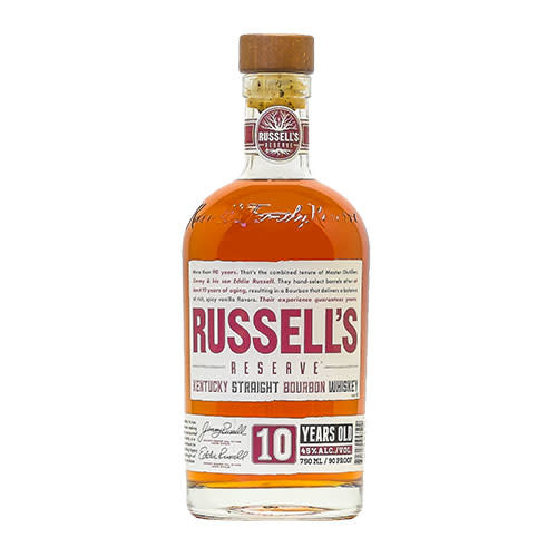 Wild Turkey Wild Turkey Russell's Reserve 10 Years Straight Bourbon Whiskey