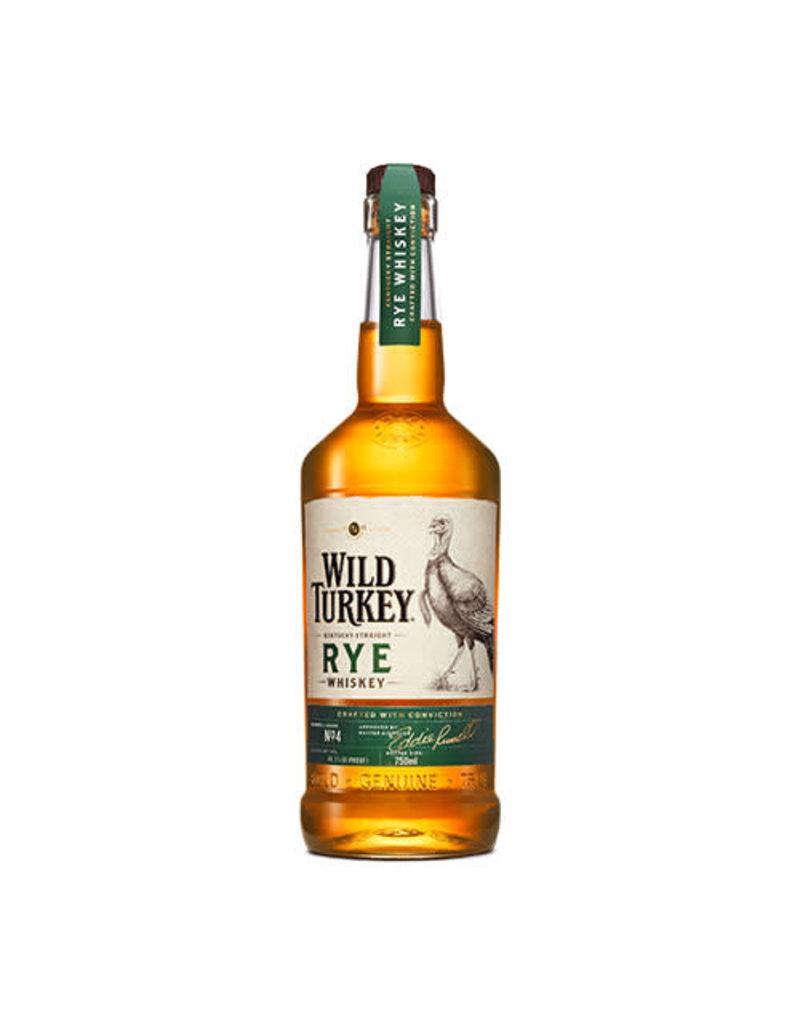 Wild Turkey Wild Turkey Straight Rye Whiskey