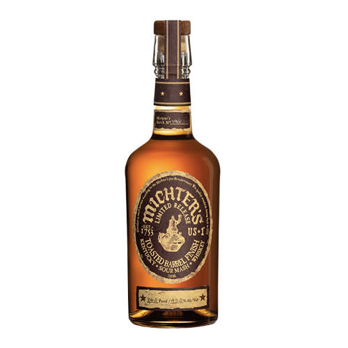 Michter's Michter's Toasted Barrel Sour Mash Whiskey, U.S