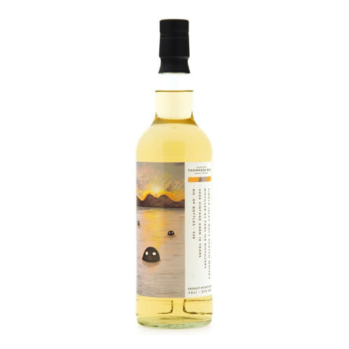 Thompson Brothers Thompson Brothers Caol Ila Distillery, 10 year old single malt whisky, Islay 2008