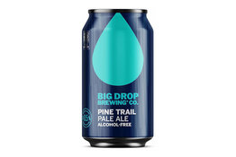 Big Drop Brewing Big Drop Pine Trail Alcohol Free Pale Ale can