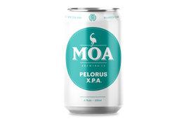 MOA Brewing MOA Pelorus XPA Cans