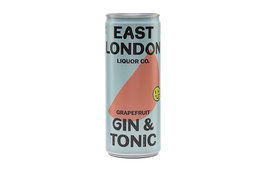 East London Liquor Co East London Liquor Grapefruit Gin and Tonic