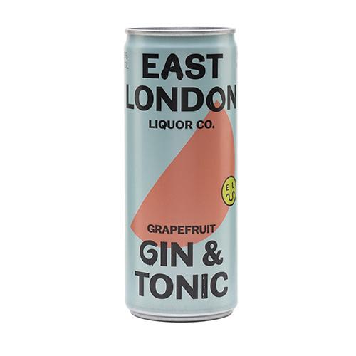 East London Liquor Co East London Liquor Grapefruit Gin and Tonic