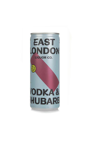 East London Liquor Co East London Liquor Vodka and Rhubarb