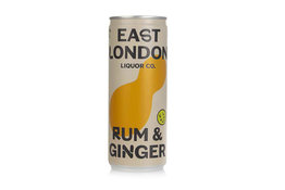 East London Liquor Co East London Liquor Rum and Ginger