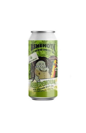 Behemoth Brewing Behemoth Brewing Reeferendum Hazy IPA