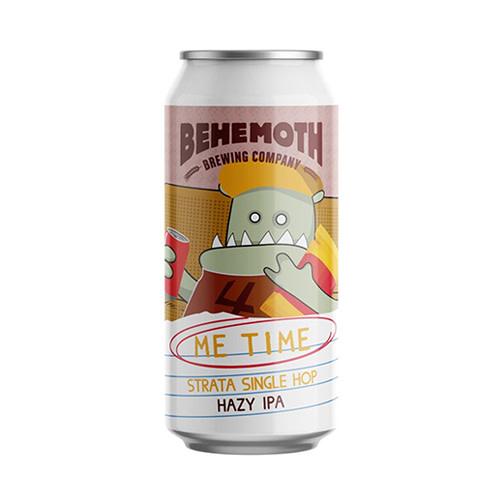 Behemoth Brewing Behemoth Brewing Me Time Strata Single Hop Hazy IPA