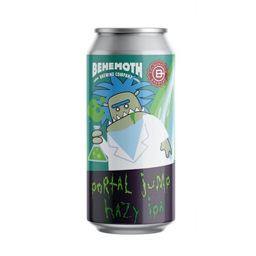 Behemoth Brewing Behemoth Brewing Portal Jump Hazy IPA