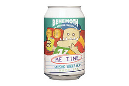 Behemoth Brewing Behemoth Me Time Mosaic Single Hop Hazy IPA