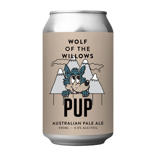 Wolf of the Willows Wolf of the Willows PUP Australian Pale Ale