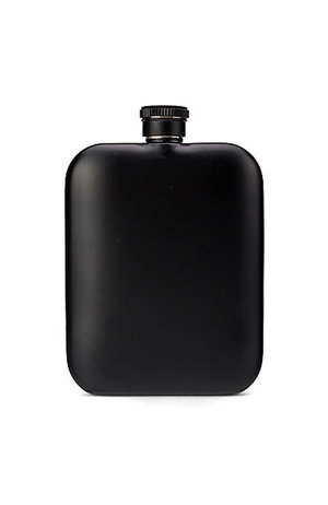 Black Flask 6oz