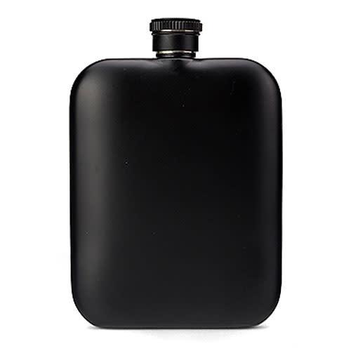 Black Flask 6oz