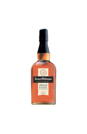Evan Williams Evan Williams Single barrel Vintage 2010 Bourbon Whiskey