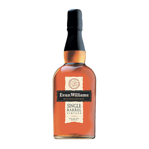 Evan Williams Evan Williams Single barrel Vintage 2010 Bourbon Whiskey