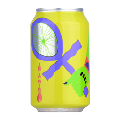 Omnipollo Omnipollo x The Veil Tefnut Triple Fruited Imperial Gose With Pineapple & White Grapefruit