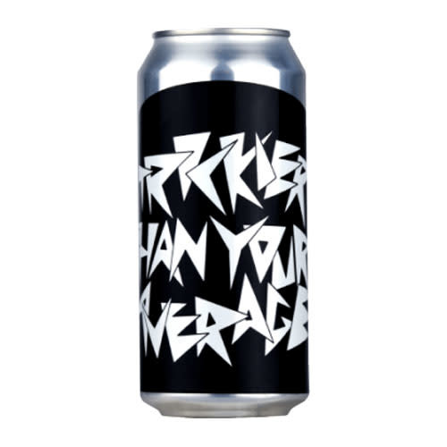 Omnipollo Omnipollo x Other Half Trickier Than Your Average Imperial IPA