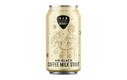 Mr. Black Mr. Black collab Six String Coffee Milk Stout