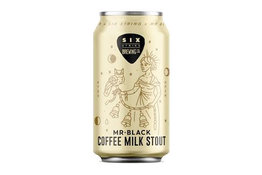 Mr. Black Mr. Black collab Six String Coffee Milk Stout
