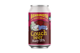 Behemoth Brewing Behemoth Couch Beer Hazy IPA